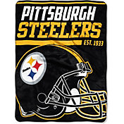 Northwest Pittsburgh Steelers 'Halftone' Micro Raschel Throw
