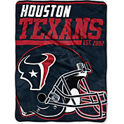 "Northwest Houston Texans ""Halftone"" Micro Raschel Throw"