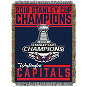 Northwest 2018 Stanley Cup Champions Washington Capitals Tapestry Throw
