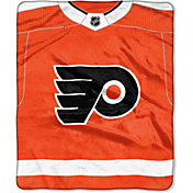 Northwest Philadelphia Flyers Jersey Raschel Throw