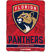 "Northwest Florida Panthers ""Halftone"" Micro Raschel Throw"