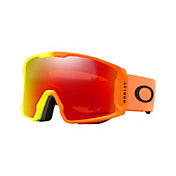 Team Oakley Adult Line Miner XM Harmony Fade Snow Goggles