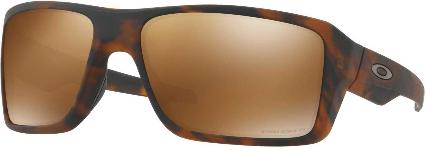 Oakley Men's Double Edge Polarized  Sunglasses