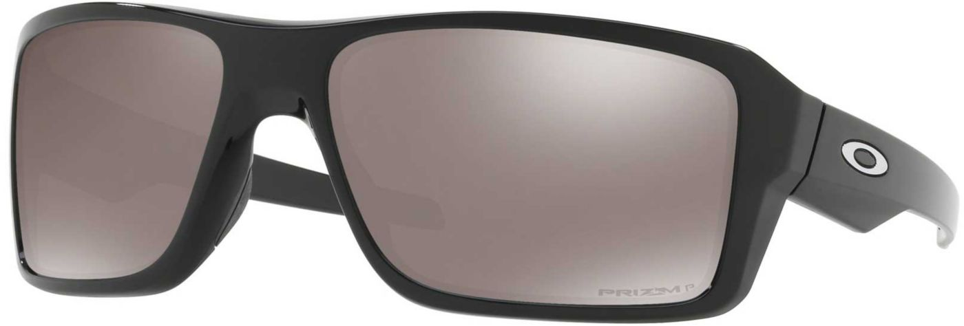 Oakley Men's Double Edge Polarized  Sunglasses