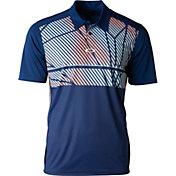 Oakley Men's Geometric Golf Polo