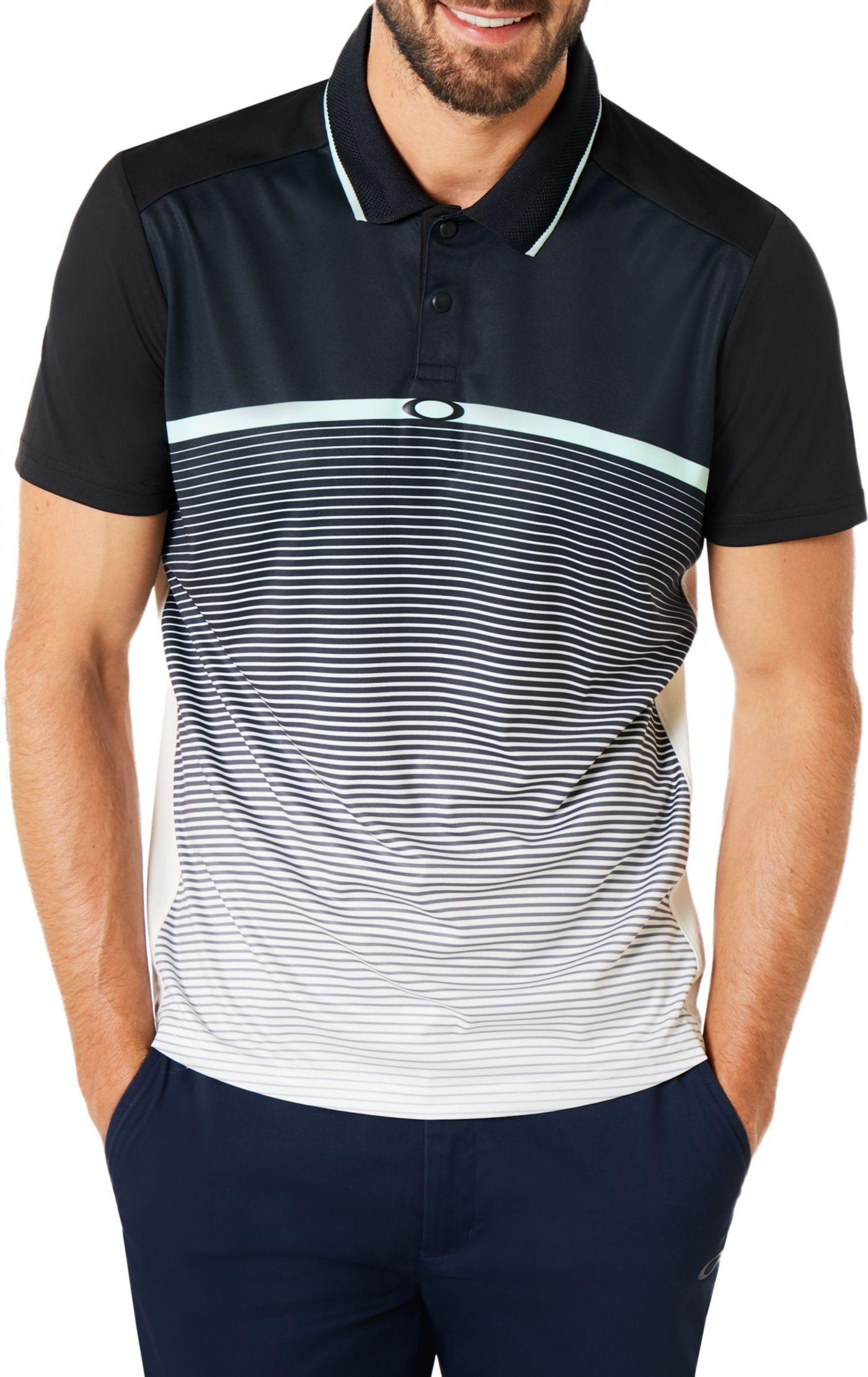 Oakley Men's Ellipse Golf Polo