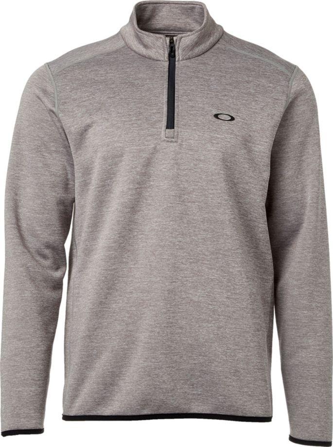 b1551e3d0 Oakley Men's Midweight Golf ¼ Zip