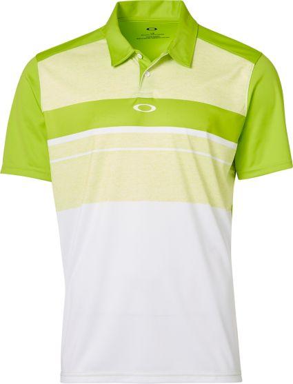 Oakley Men's Major Golf Polo