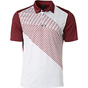Oakley Men's Infinity Vertical Line Golf Polo