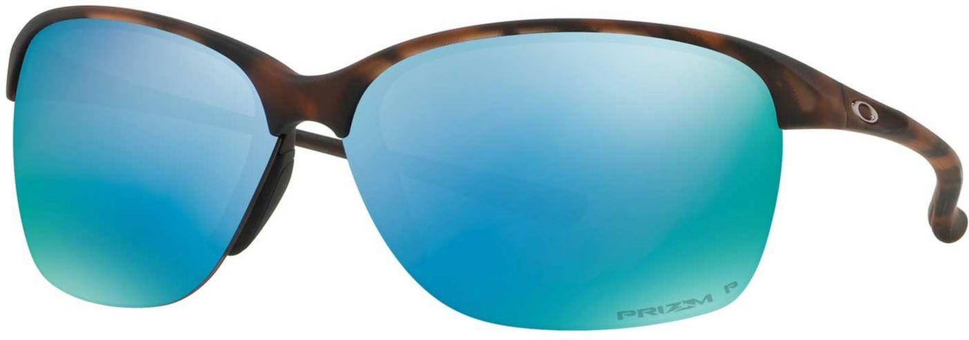 Oakley Women's Unstoppable Polarized Sunglasses