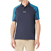 Oakley Men's Aero Motion Sleeve Golf Polo