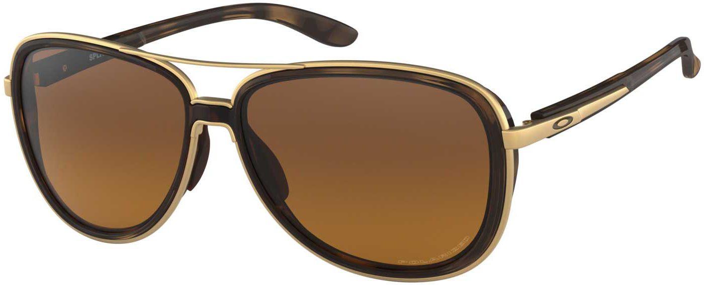 Oakley Women's Split Time Polarized Sunglasses