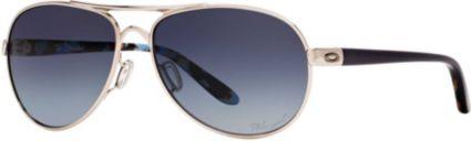 Oakley Women's Tie Breaker Polarized Sunglasses
