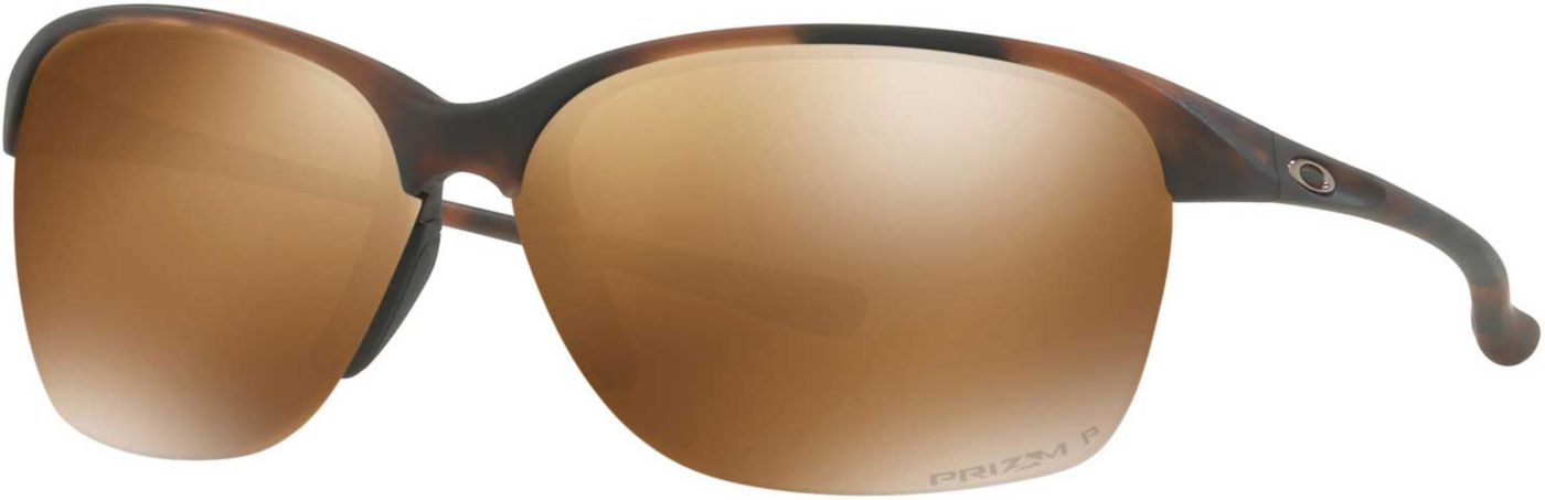 Oakley Women's Unstoppable Polarized Sunglasses