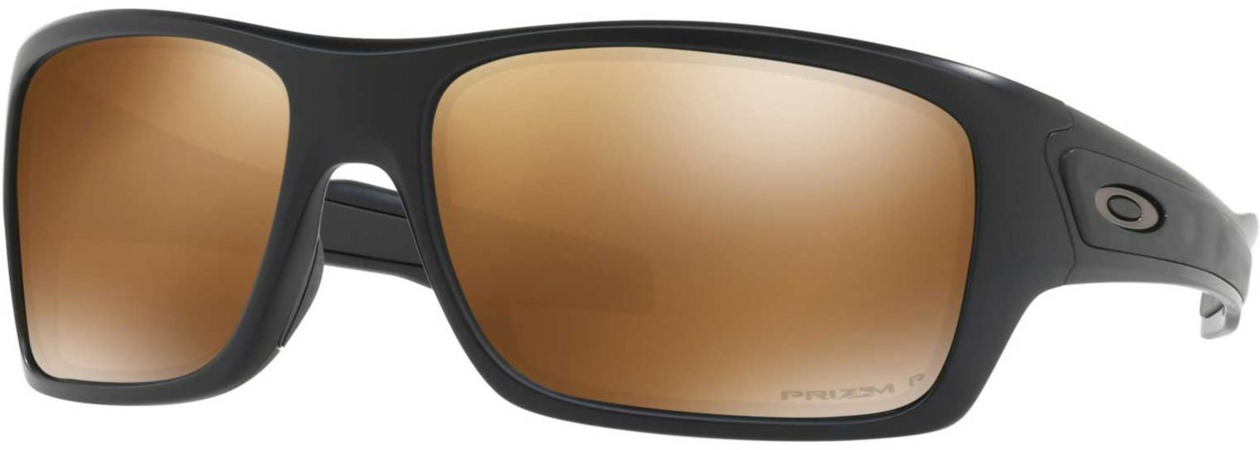 Oakley Men's Turbine Polarized Sunglasses