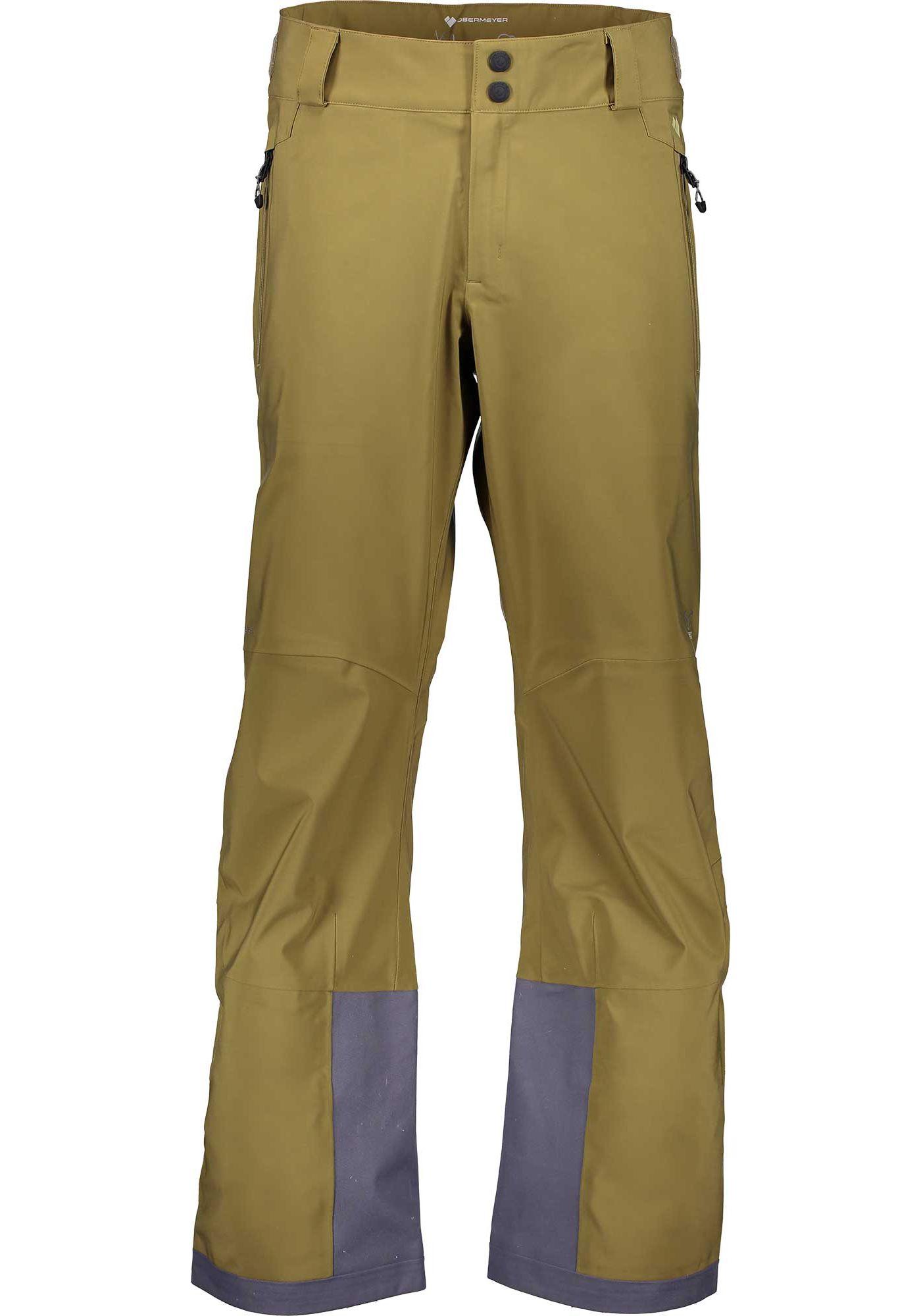 Obermeyer Men's Foraker Shell Ski Pants