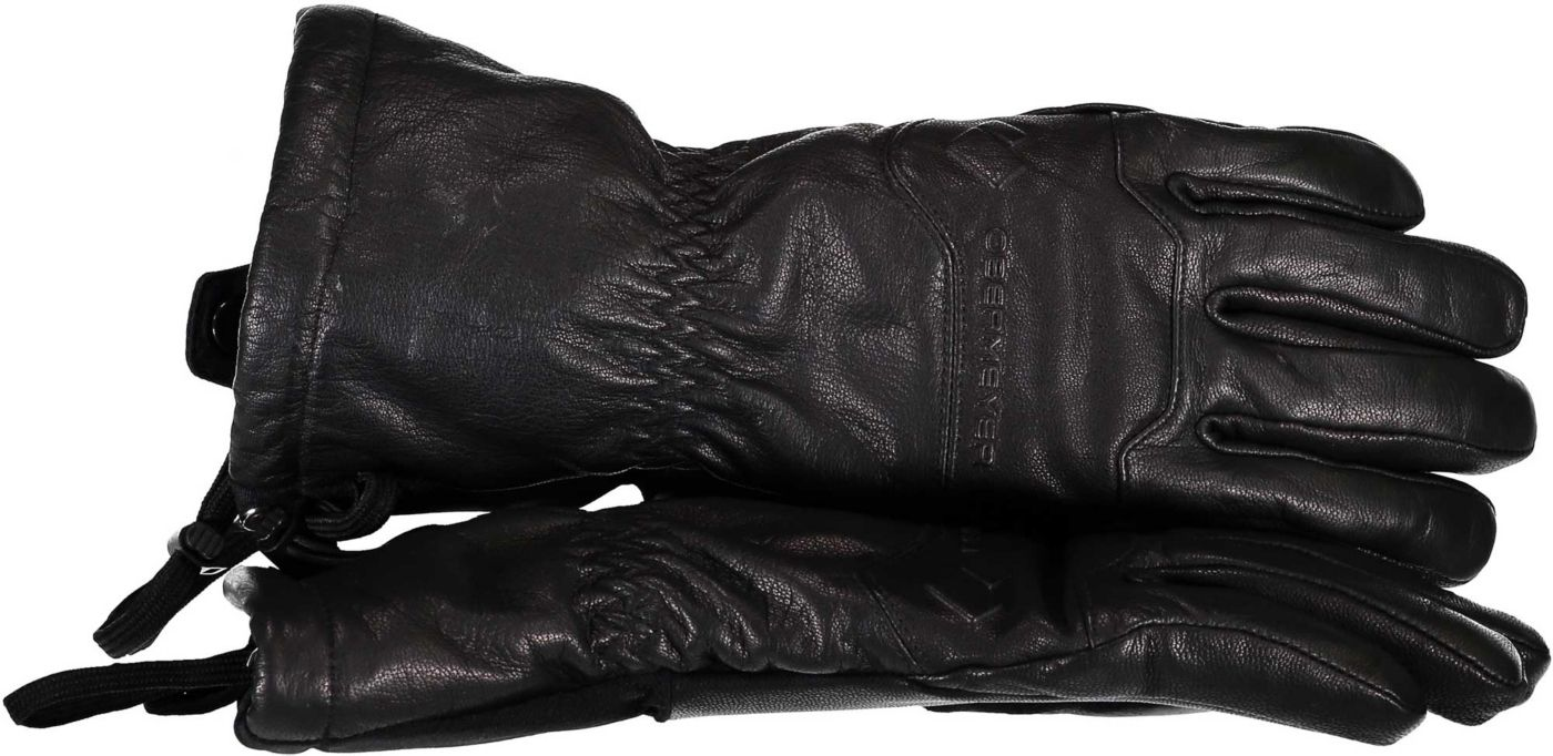 Obermeyer Women's Solstice Leather Gloves
