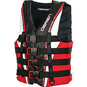O'Brien Men's 4-Belt Nylon Pro Life Vest