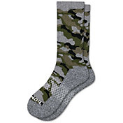 Bombas Men's Camo Calf Socks