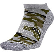 Bombas Men's Camo Ankle Socks