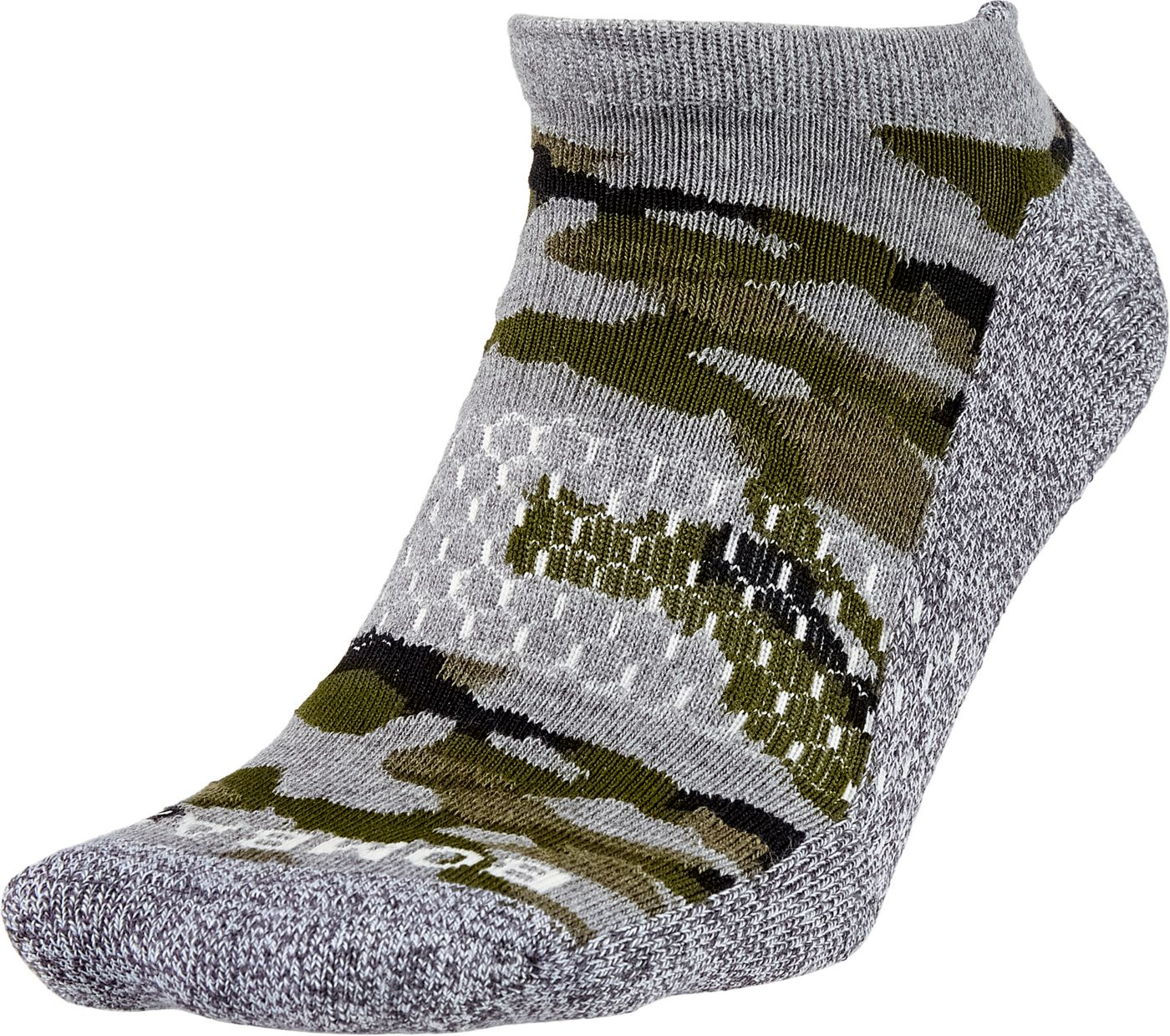 Bombas Men's Camo Ankle Socks