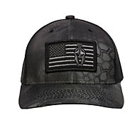 Outdoor Cap Men's Kryptek Typhon Flag Spartan Hat
