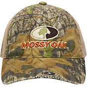 Outdoor Cap Men's Mossy Oak Obsession Logo Mesh Hat