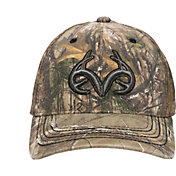 Outdoor Cap Men's Distressed RealTree Antler Hat