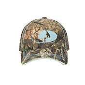 Outdoor Cap Women's Mossy Oak Blue Logo Hat