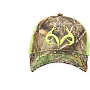 Outdoor Cap Men's Realtree EDGE Neon Logo Hat