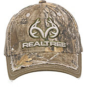 Outdoor Cap Men's Realtree Edge Distressed Logo Hat