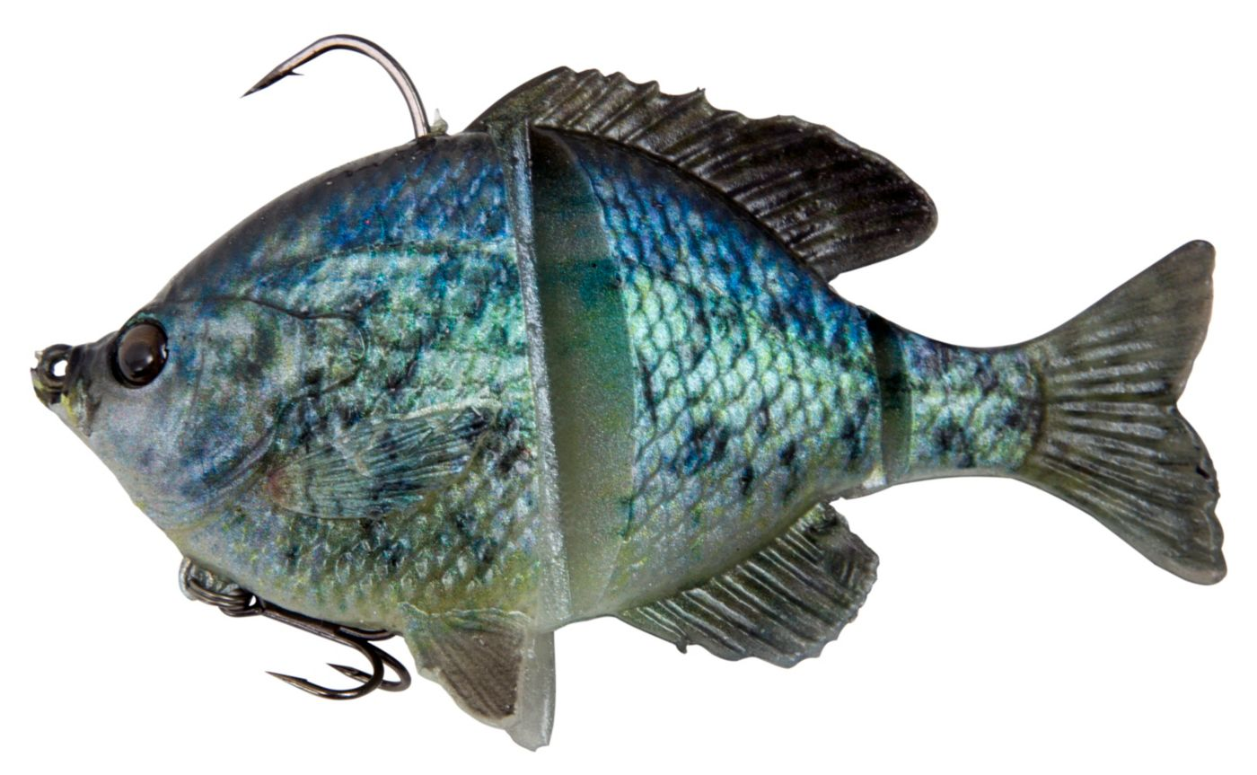Savage Gear 3D Bluegill Photo Finish Soft Bait