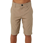 O'Neill Boys' Reserve Heather Hybrid Shorts