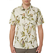 O'Neill Men's Bali High Short Sleeve Button Up Shirt