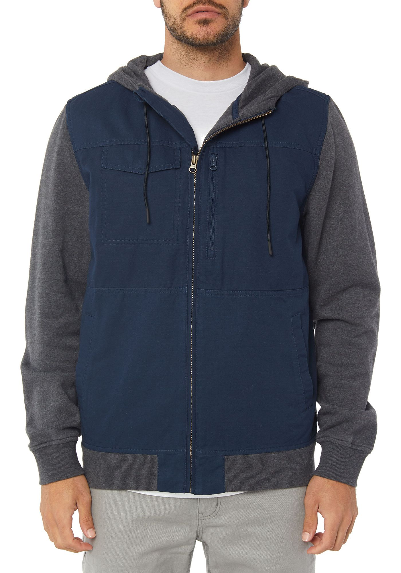 O'Neill Men's Calgary Fleece Jacket