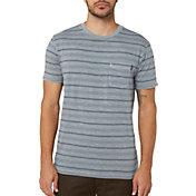 O'Neill Men's Dinsmore Stripe Crew T-Shirt