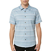 O'Neill Men's Dexter Short Sleeve Button Up Shirt