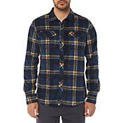 O'Neill Men's Glacier Ridge Fleece Long Sleeve Shirt