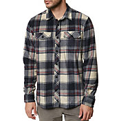 O'Neill Men's Glacier Ridge Fleece Long Sleeve Shirt