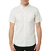 O'Neill Men's Galaxsea Short Sleeve Button Up Shirt