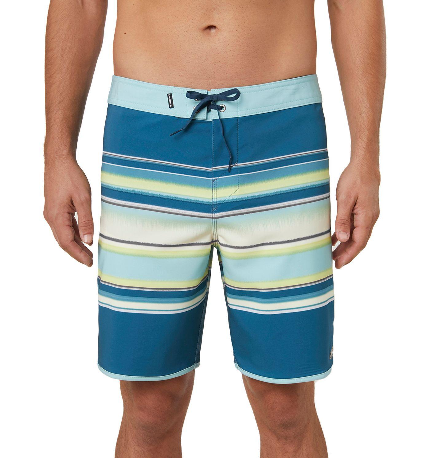 O'Neill Men's Hyperfreak Lined Up Board Shorts