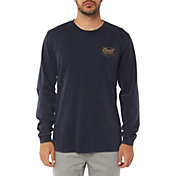 O'Neill Men's Hayward Crew Long Sleeve Shirt