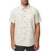 O'Neill Men's Modesto Woven Short Sleeve Shirt