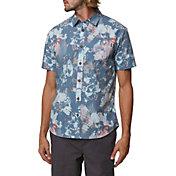 O'Neill Men's Perennial Woven Short Sleeve Shirt