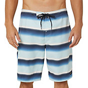 O'Neill Men's Santa Cruz Striped Board Shorts