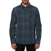 O'Neill Men's Easton Woven Long Sleeve Shirt