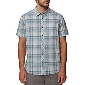 O'Neill Men's Sturghill Woven Short Sleeve Shirt