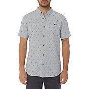 O'Neill Men's Woods Woven Short Sleeve Shirt