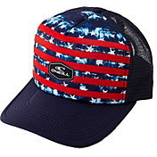 O'Neill Men's EZ Freak Trucker Hat