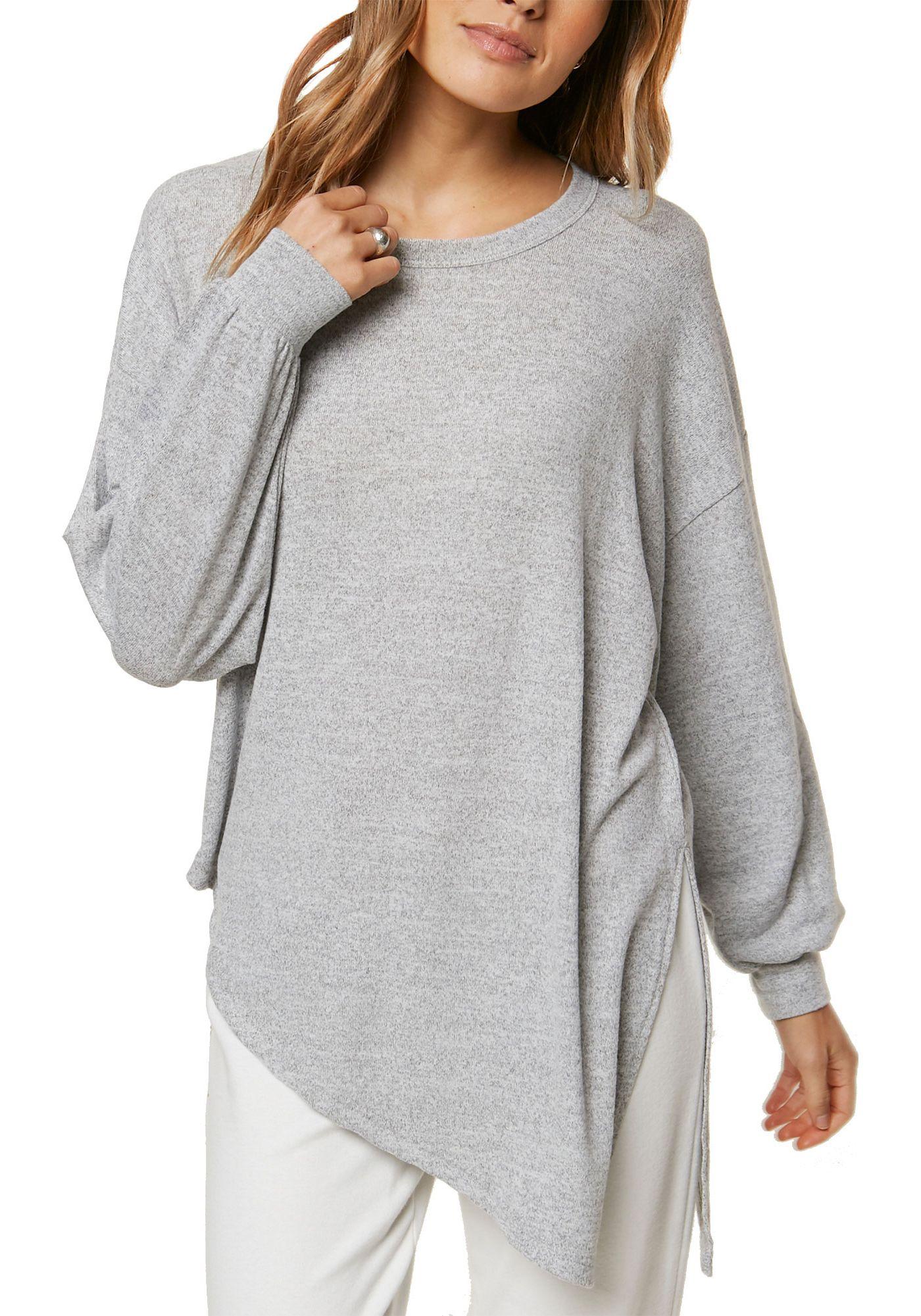 O'Neill Women's Flores Fleece Long Sleeve Shirt